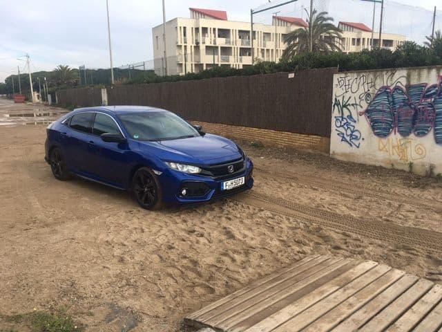 Honda Civic Kühlergrill