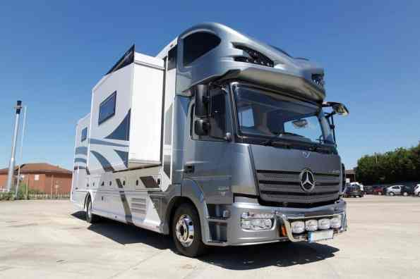 RS Motorhomes Evolution