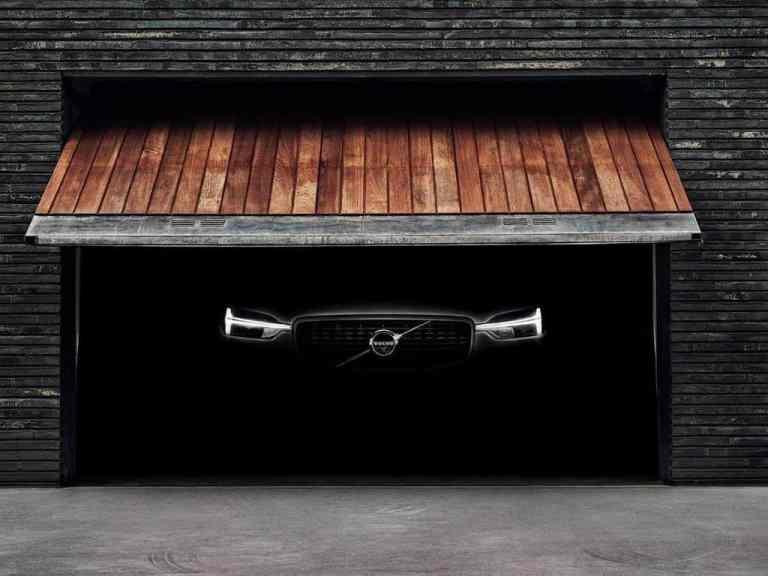 Genf 2017: Neuer Volvo XC60 weicht notfalls selbst aus