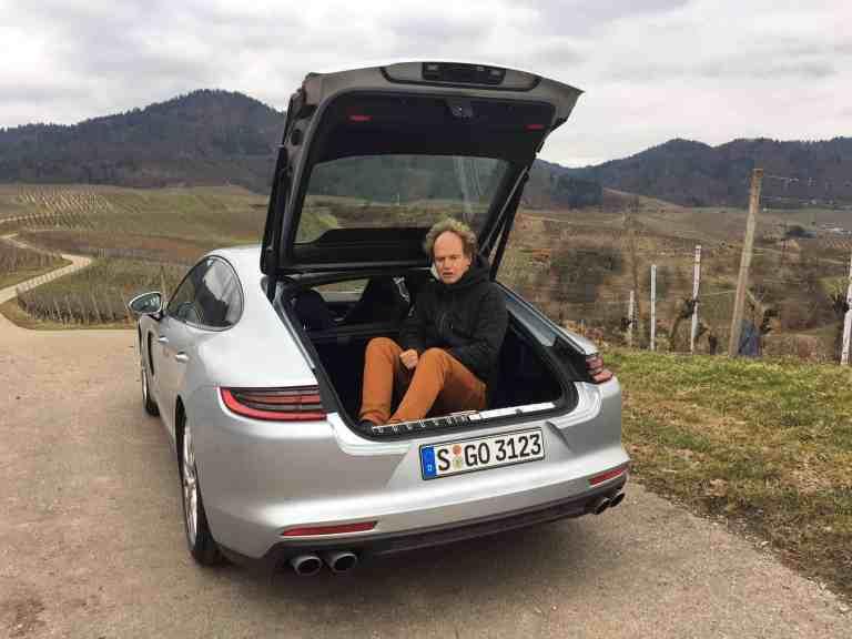 Ein Porsche im Abo