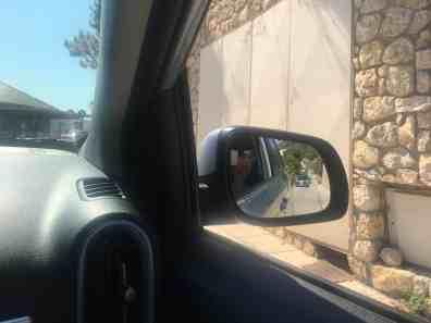 Kia Picanto Seitenspiegel