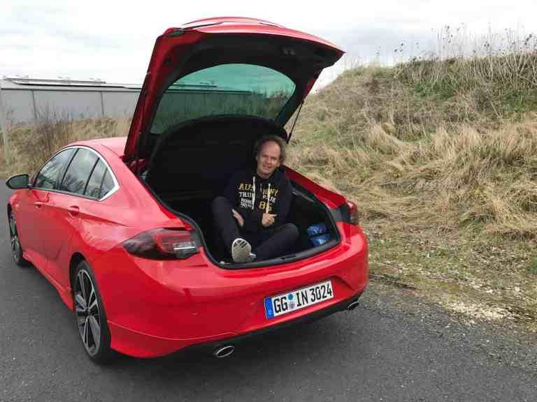 Frühjahrscheck bei Opel