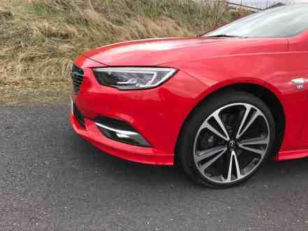 Opel Insignia Grand Sport 2.0 DIT 4x4 felge