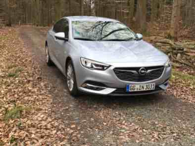 Opel Insignia Grand Sport 2.0 Liter Diesel Front