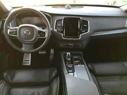 Volvo XC 90 Heico Sportiv Innenraum