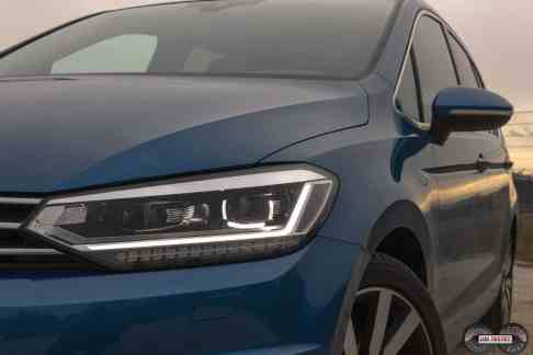 VW Touran LED Scheinwerfer