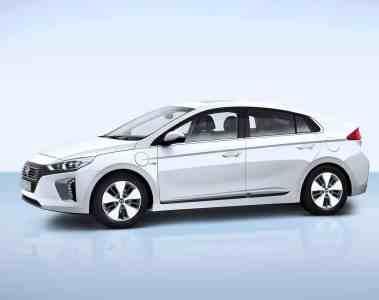 Fast jeder zweite Hyundai Ioniq ist ein Elektroauto