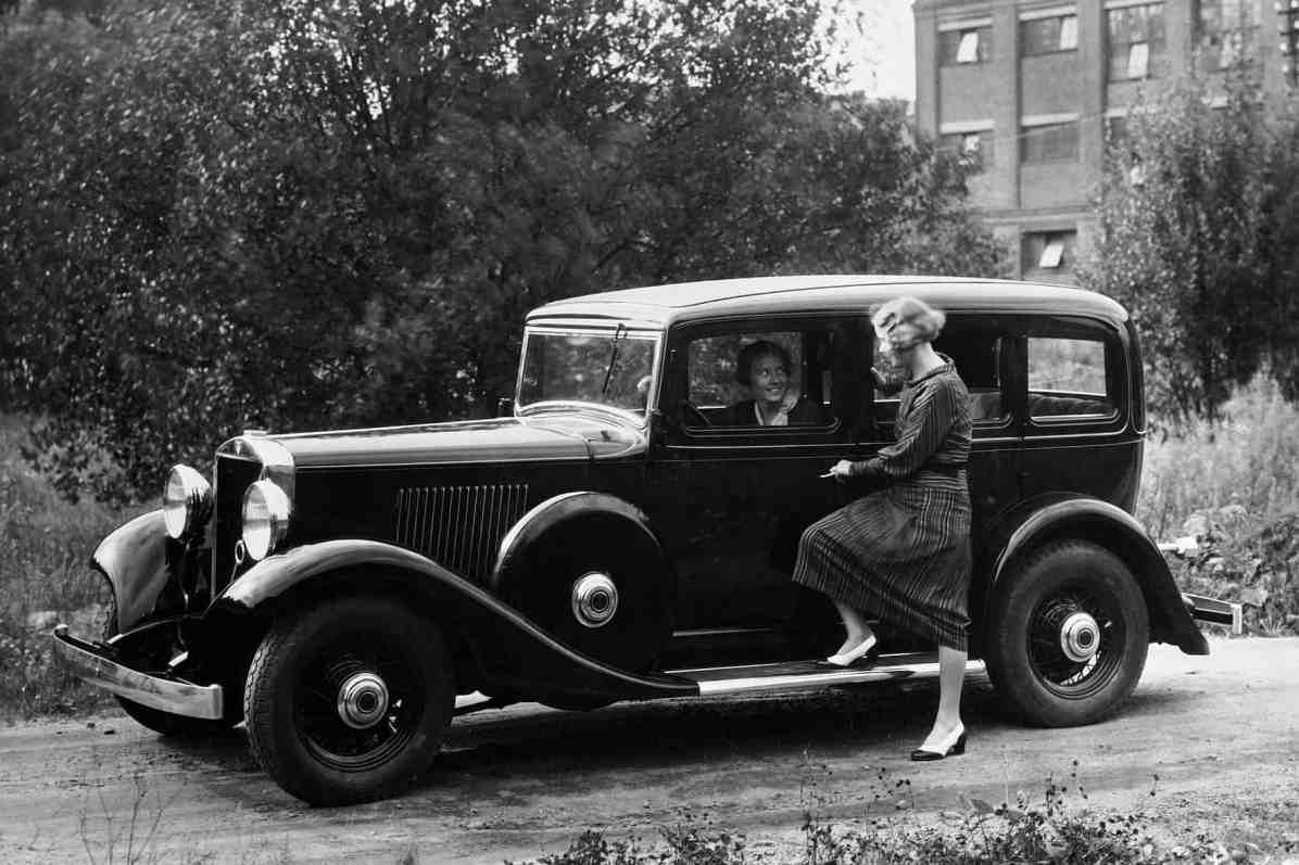 Die Volvo PV600er Serie kam im Jahr 1929 und somit bereits zwei Jahre nach der Unternehmensgründung auf den Markt.