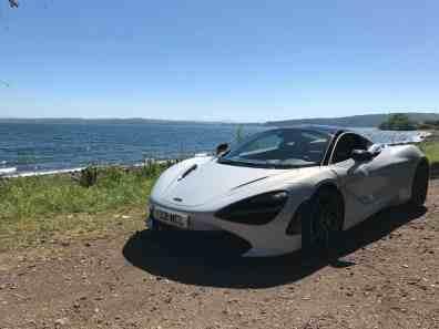 McLaren 720S Luxury Scheinwerfer