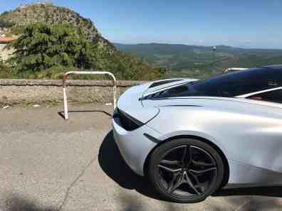 McLaren 720S Luxury Felge