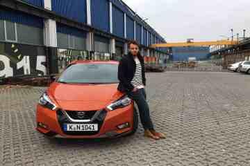 Nissan-Fahrer halten sich am ehesten an die Verkehrsregeln