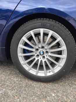BMW M550i xDrive (G30) 2017 Felge