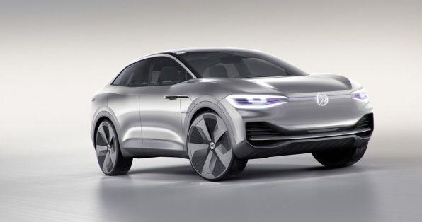 Volkswagen Showcar I.D. Crozz.
