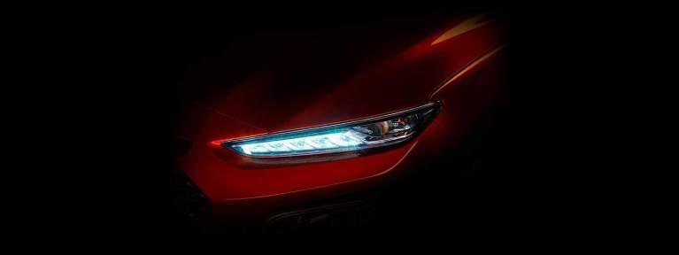 Erstes Kleinwagen-SUV von Hyundai heißt Kona