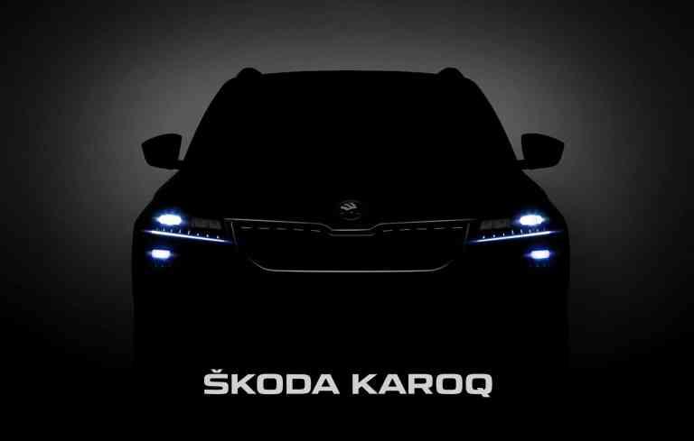 Erster Blick auf den neuen Skoda Karoq
