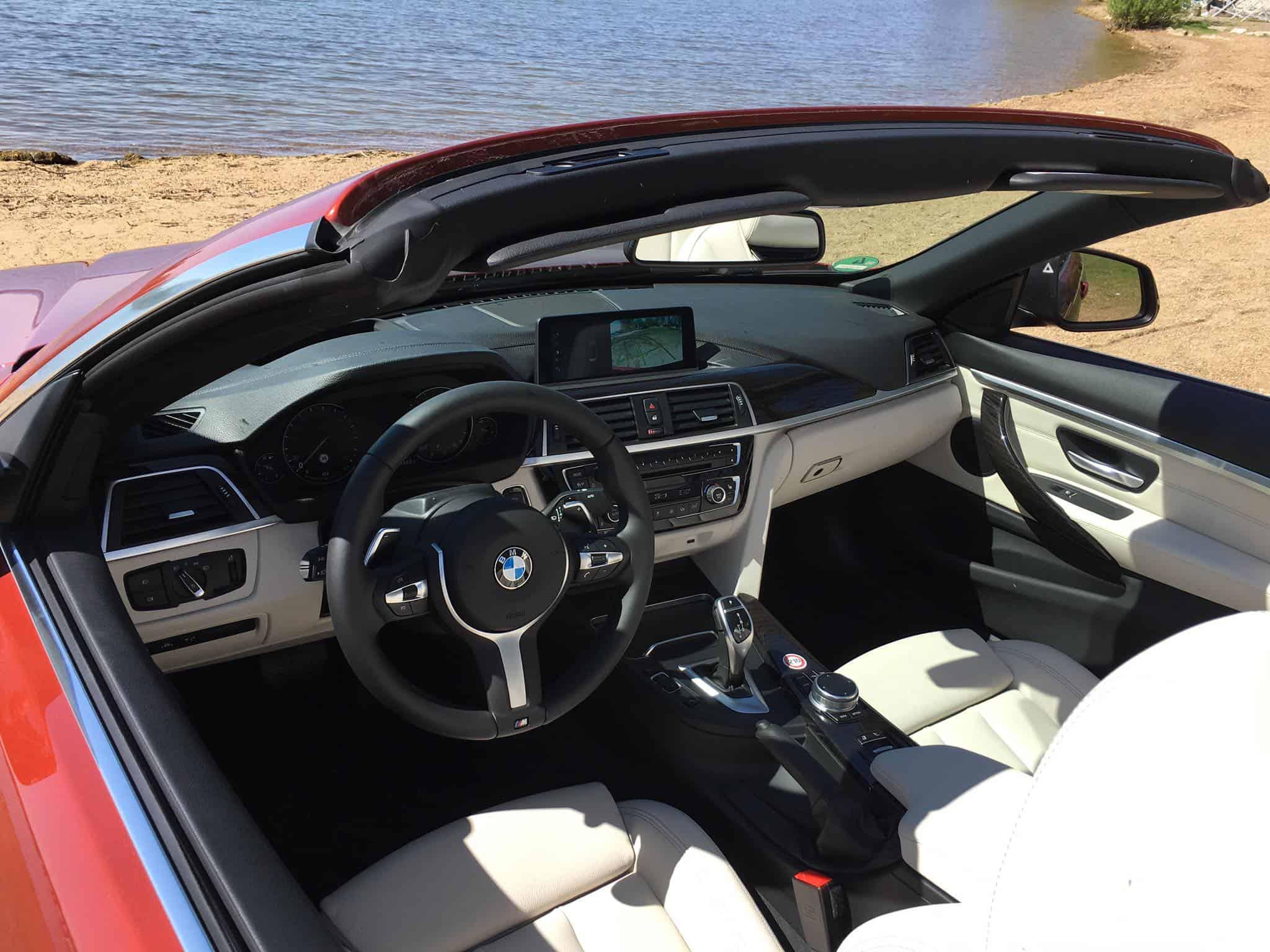Bmw 4er Cabrio Erfrischendes Facelift Für Die Freiluftsaison Der