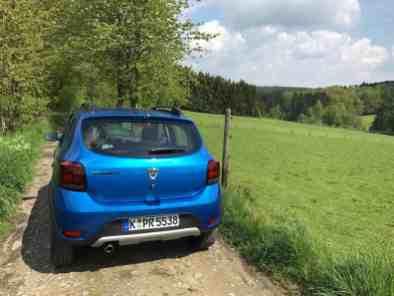 Dacia Sandero Stepway Heck