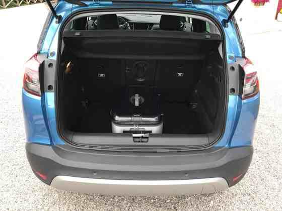 Opel Crossland X KGepäckraum