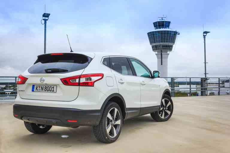 Nissan lockt Dieselkäufer mit einer Garantie gegen Fahrverbote