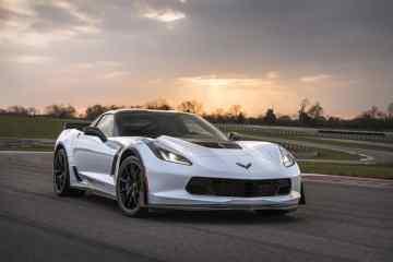 "125 Corvette ""Carbon 65 Edition"" kommen nach Europa"