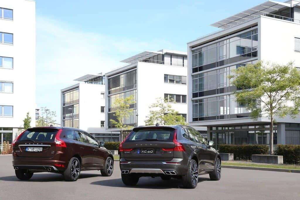 Neuer Volvo XC60: Vorgänger geht mit Verkaufsrekord