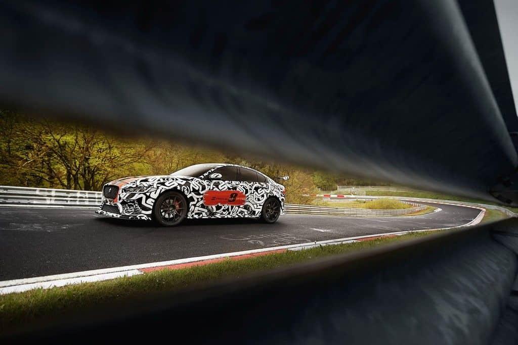 Jaguar XE SV Project 8 als limitierte Edition: Keiner war stärker