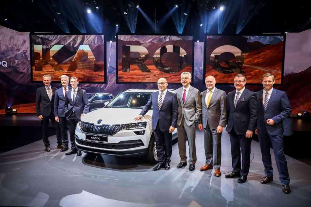 Skoda Karoq – Tschechischer SUV mit dem Plus