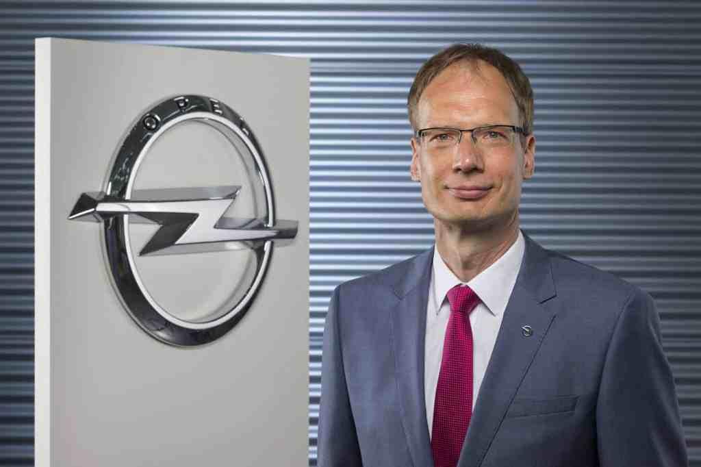Opel-Chef Neumann tritt zurück - Michael Lohscheller übernimmt