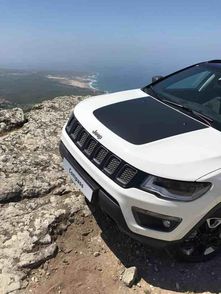 Das erste Video des neue Jeep Compass - Modell 2018 aus Portugal