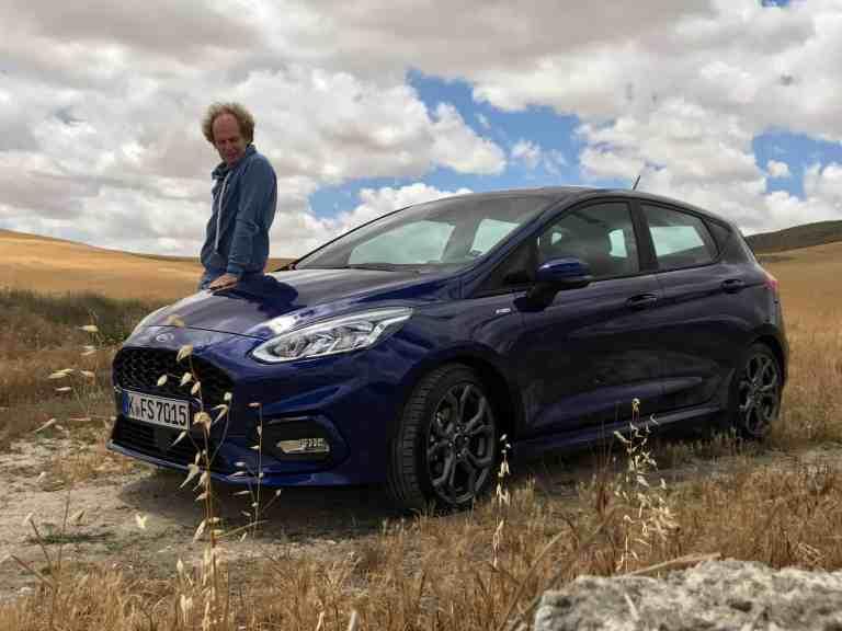 Mit dem Ford Fiesta den Normverbrauch unterbieten