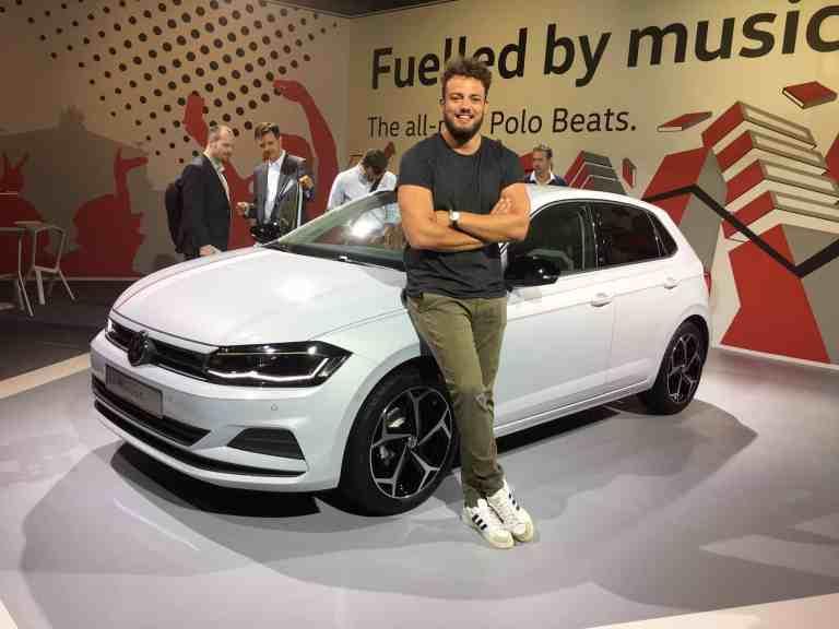 Der neue VW Polo - Weltpremiere in Berlin
