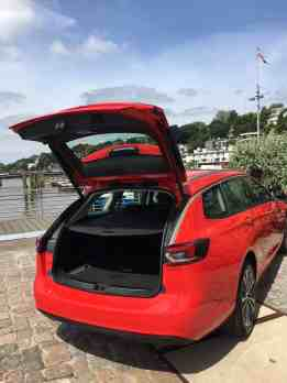 Opel Insignia Sports Tourer Gepäckraum