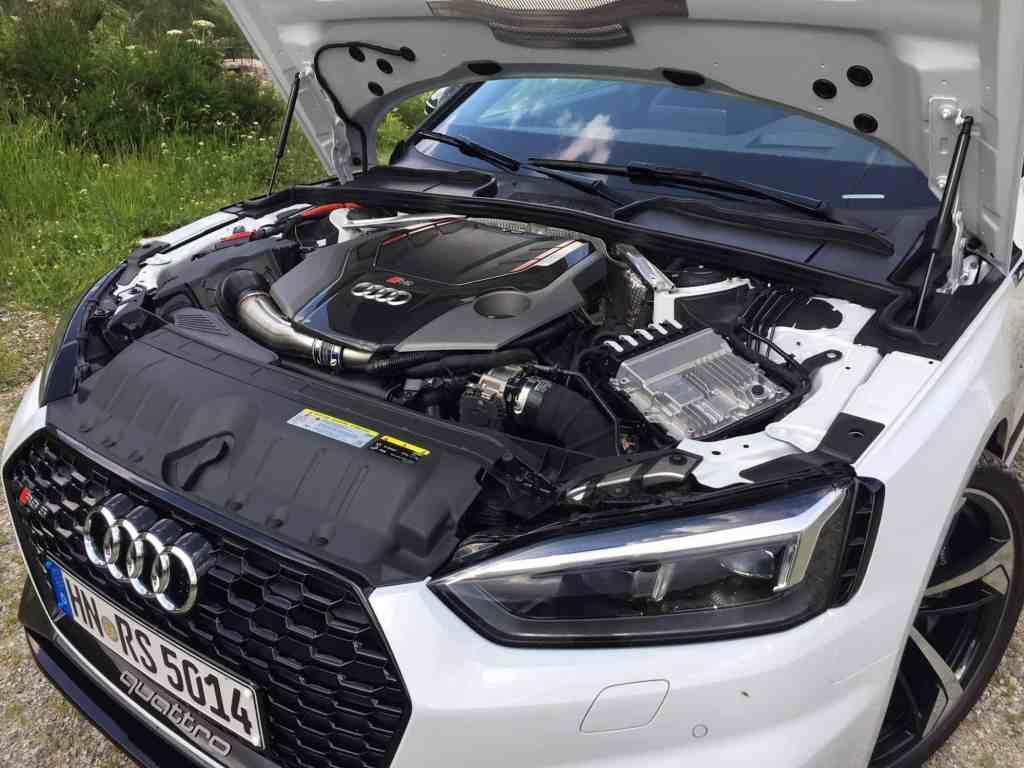 Audi RS5 - Alltagssportler im Maßanzug