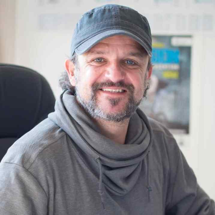 Markus Liebenau