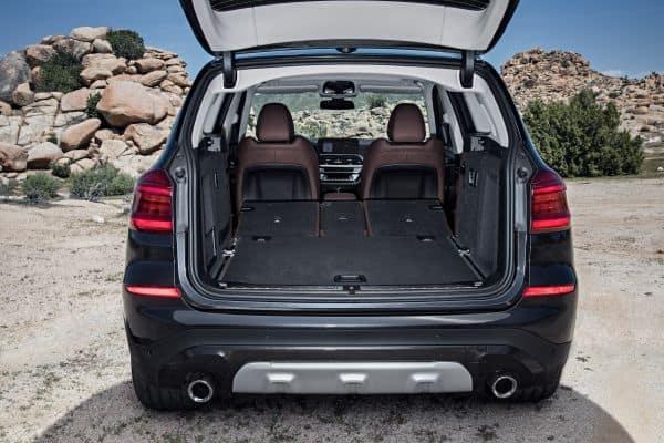 BMW enthüllt neuen X3 in Spartanburg