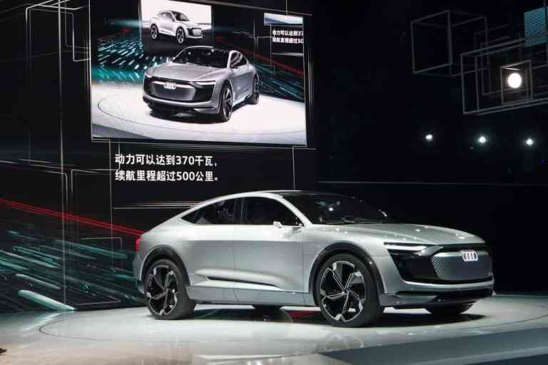 Audi baut E-Tron Sportback ab 2019 in Belgien