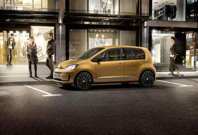 Volkswagen bringt Sondermodell Special Up