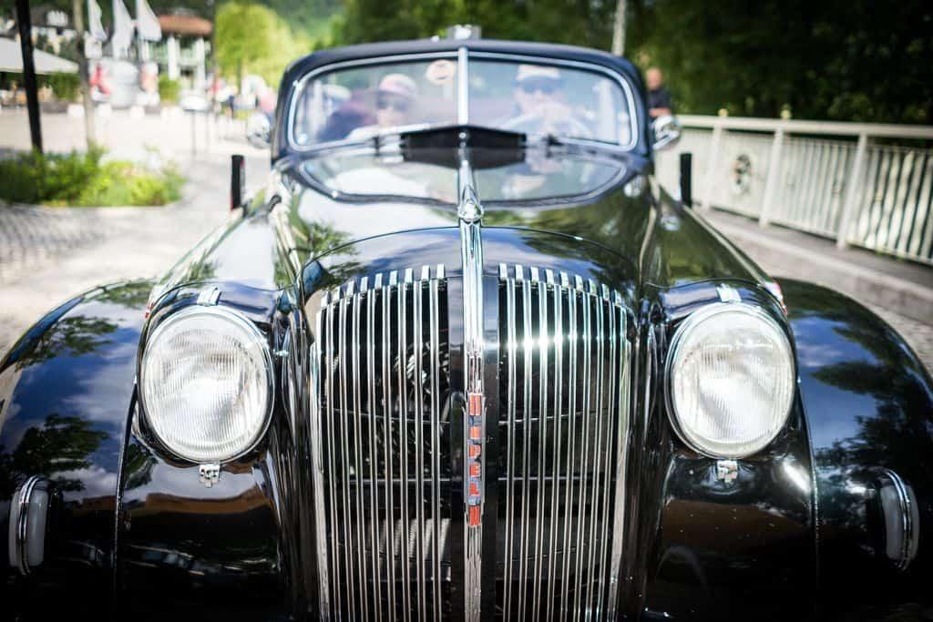 ADAC-Oldtimerfahrt Hessen-Thüringen: Großer Auftritt für Opel