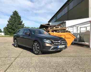 Daimler schnallt den Gürtel noch enger