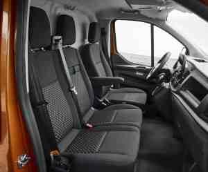 Ford hat den Transit Custom renoviert