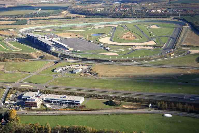 Lausitzring: Rennstrecke wird zum Hightech-Testfeld