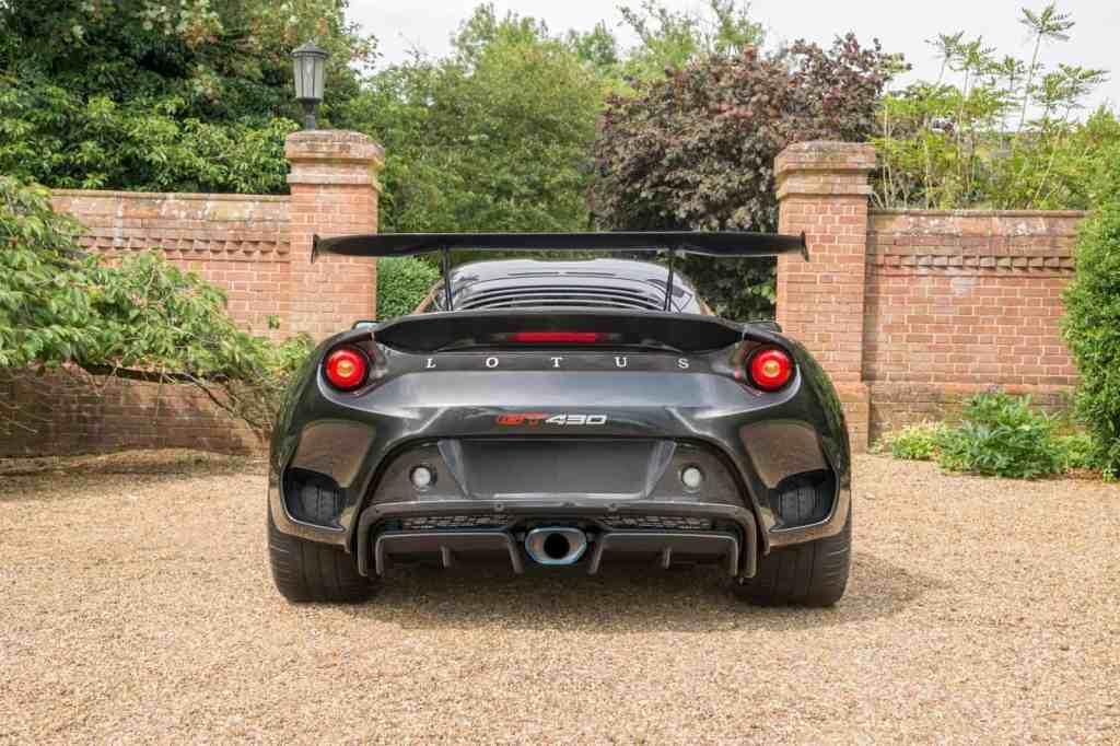 Lotus Evora GT430: Limitiertes Objekt der Begierde