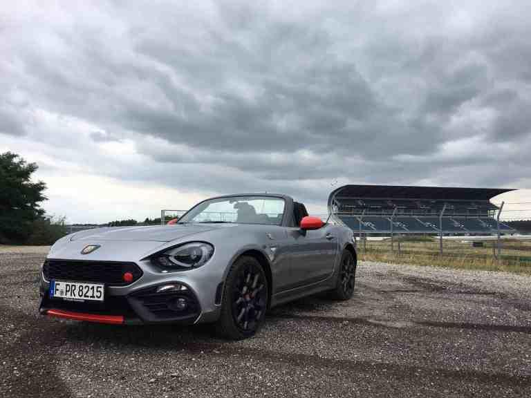 Fiat richtet Abarth Days mit Fahrveranstaltungen aus