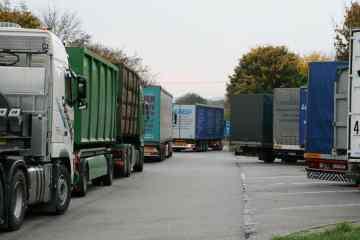 Truck Parking Europe mit erster europaweiter Reservierungsplattform