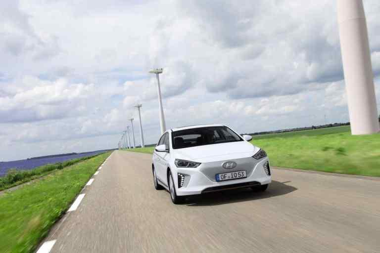 Hyundai Ioniq Elektro im Eco-Ranking auf Platz 1