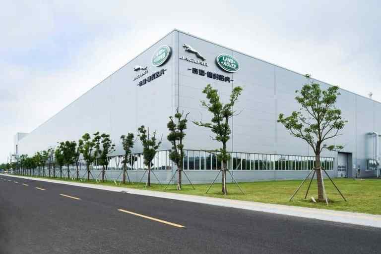 Jaguar Land Rover eröffnet Motorenwerk in China