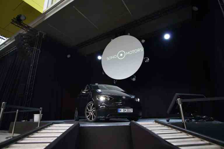 Sono Motors: Das erste komplett CO2-kompensierte E-Auto