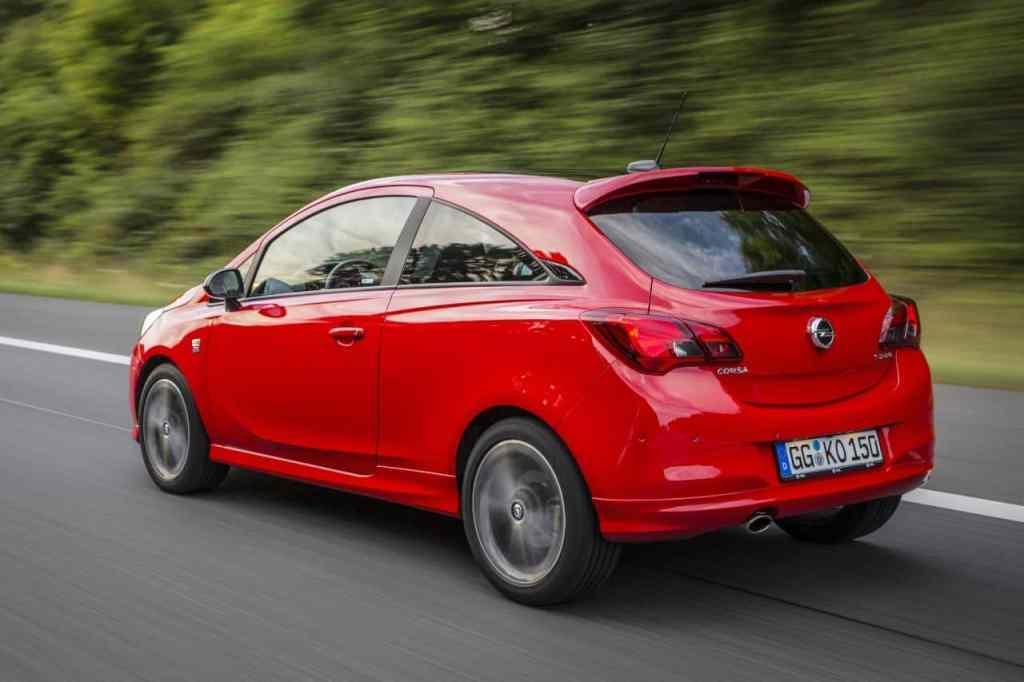 Opel Corsa jetzt auch mit 150 PS