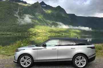 IAA 2017: Mit Land Rover ins Freie
