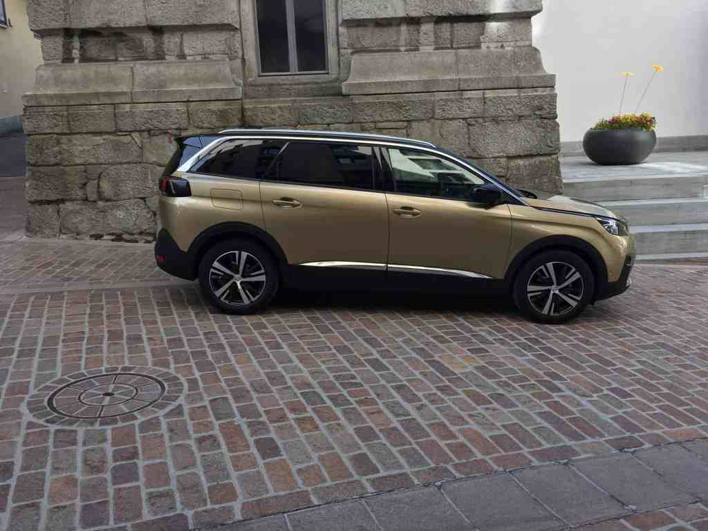 Peugeot 5008 - Der Van im SUV Kleid